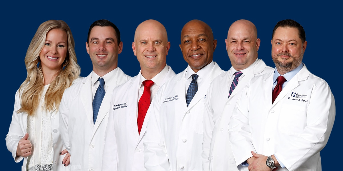 Houston Spine & Rehabilitation team of doctors
